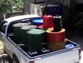 تهريب الوقود - أرشيفية