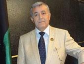 رئيس المؤتمر الوطنى العام الليبى المنتهية ولايته نورى أبو سهمين