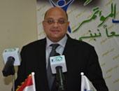 تامر الزيادى مساعد رئيس حزب المؤتمر