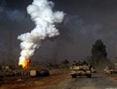 الحرب فى العراق - صورة أرشيفية