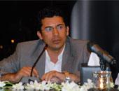 أشرف صبحى مساعد وزير الرياضة