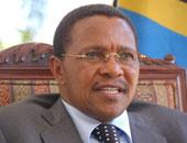 الرئيس التنزانى جاكايا كيكويتى