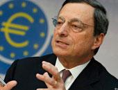 ماريو دراجى رئيس البنك المركزى الأوروبى