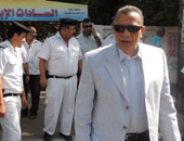 اللواء كمال الدالى مدير أمن الجيزة