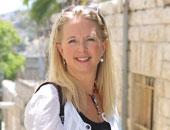 شارلوتا سبار السفيرة السويدية بالقاهرة