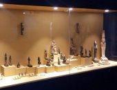 مقتنيات متحف ملوى