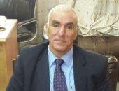 المحاسب السيد حافظ الباجى وكيل وزارة التموين بسوهاج