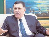فايز السراج رئيس المجلس الرئاسى الوطنى الليبى