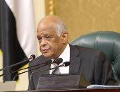 د. على عبد العال رئيس مجلس النواب