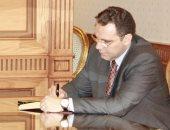 المستشار خالد النشار نائب رئيس الهيئة العامة  للرقابة المالية