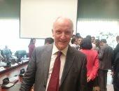 ماركو بلاتزر - مدير مكتب التعاون في السفارة الايطالية بالقاهرة