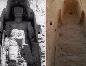 مكان تمثال بوذا فى أفغانستان
