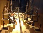 العرض المتحف بمتحف ملوى