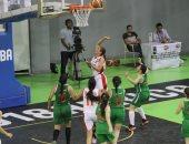 منتخب ناشئات السلة