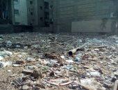 القمامة تحاصر أهالى شارع يثرب