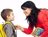 ارشيفية - خطوات للتغلب على خوف طفلك من الذهاب للمدرسة
