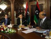 اجتماع المجلس الرئاسى الليبى