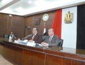 محافظ الدقهلية ووكيل وزارة التربية والتعليم