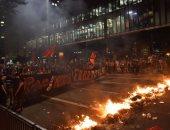 متظاهرون يحتشدون ضد إقالة الرئيسة روسيف