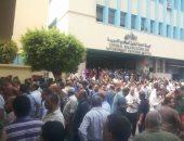 إضراب واعتصام عمال الهيئة العامة للمطابع الأميرية