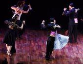 مسابقة رقص التانجو فى الأرجنتين