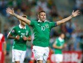 كين يسجل هدف رائع فى آخر مبارياته مع آيرلندا