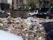 القمامة فى مدينة الحرفيين