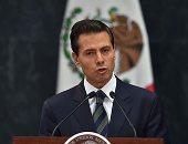 الرئيس المكسيكى إنريكى بينيا نييتو