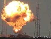 انفجار فالكون 9