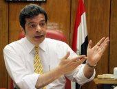 إبراهيم المناسترلى رئيس مصلحة الرقابة الصناعية