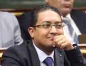 النائب جون طلعت وكيل لجنة الاتصالات بالبرلمان
