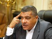 النائب معتز محمود رئيس لجنة الإسكان بمجلس النواب