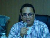 الدكتور أحمد الجنزورى مدير مرفق إسعاف كفر الشيخ
