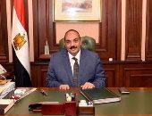 اللواء رضا فرحات محافظ الاسكندرية