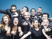فريق برنامج SNL بالعربى