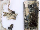 هاتف نوت 7 منفجر