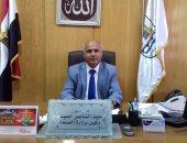 الدكتور عبدالناصر حميدة وكيل وزارة الصحة بمحافظة بنى  سويف
