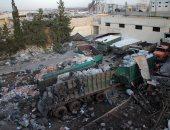 قصف فى سوريا