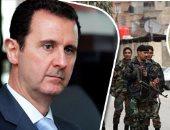 بشار الاسد - الجيش السورى - صورة أرشيفية