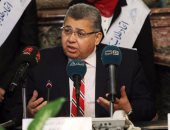 الدكتور اشرف الشيحى وزير التعليم العالى والبحث العلمى