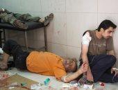 ضحايا الغارات فى حلب