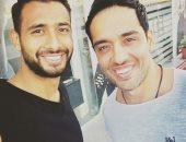 رامى جمال وأحمد عادل عبد المنعم