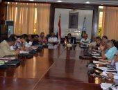 محافظ الأقصر يواجه النواب برؤساء المدن ووكلاء الوزارات لبحث مشكلات المحافظة