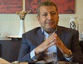 المهندس طارق شكرى رئيس غرفه التطوير العقارى