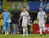 تراجع ريال مدريد فى الليجا