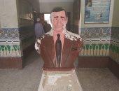 تمثال الرئيس جمال عبد الناصر