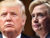 مرشحا الرئاسة الأمريكية هيلارى كلينتون ودونالد ترامب