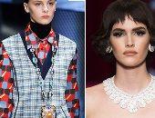 أجمل اكسسوارات عروض الازياء بـ Milan Fashion Week