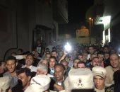 تشيع جنازة الشهيد محمد حمدى اليمانى