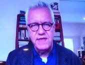 آلن شولدر استاذ الصحافة في جامعة نورث ايسترن فى ولاية بوسطن